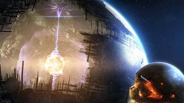 misteriosas senales espacio - Un radiotelescopio recibe cientos de misteriosas señales de radio procedentes el espacio