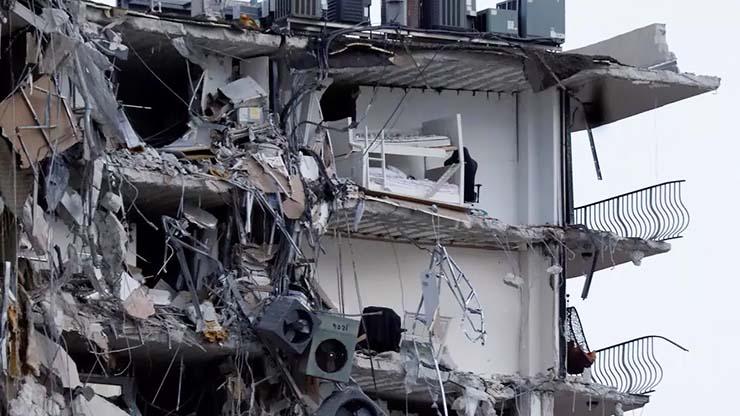 derrumbe edificio en miami - Una superviviente del derrumbe del edificio en Miami asegura que una voz sobrenatural le salvó la vida