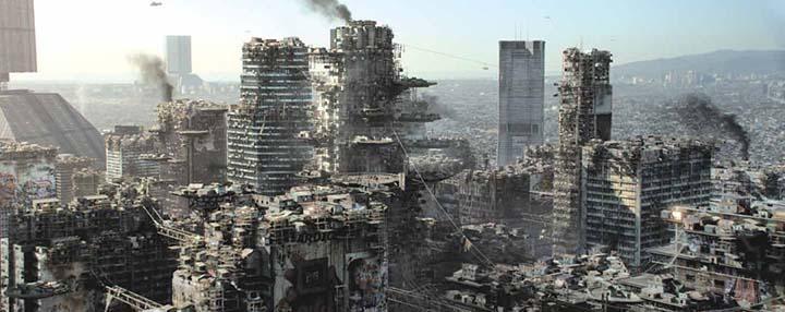 multimillonarios huir de la tierra - Los multimillonarios se están preparando para huir de la Tierra ante una inminente catástrofe global