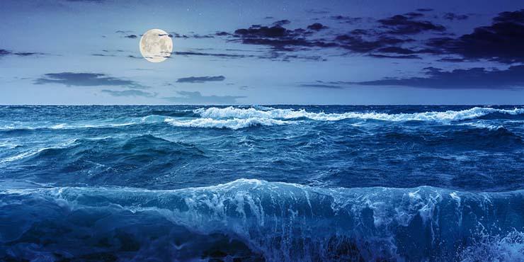 nasa catastrofe global planeta - La NASA advierte que la Luna provocará una catástrofe global a nuestro planeta en 2030