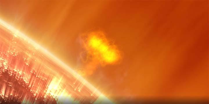 apocalipsis internet - Científicos advierten que una poderosa llamarada solar puede provocar el apocalipsis de Internet dentro de muy poco