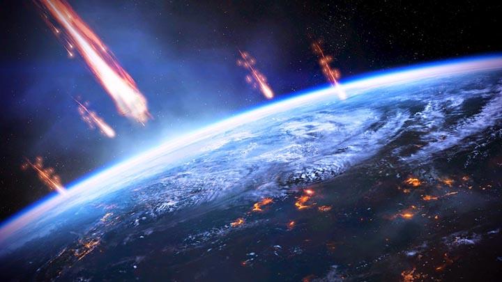 asteroide bennu tierra - La NASA advierte que hay probabilidades de que el asteroide Bennu impacte contra la Tierra
