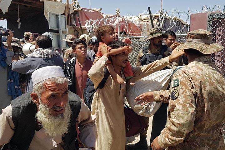 senales apocalipsis afganistan - Las señales del Apocalipsis se han cumplido: Plagas, desastres naturales y la caída de Afganistán
