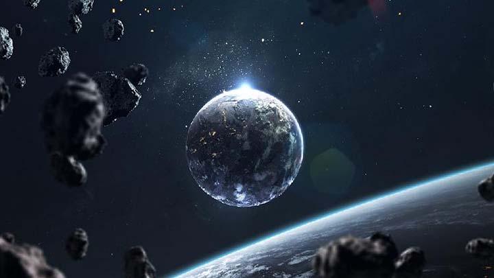 asteroides dirigen tierra - Astrónomos advierten que hasta un millón de asteroides se dirigen hacia la Tierra