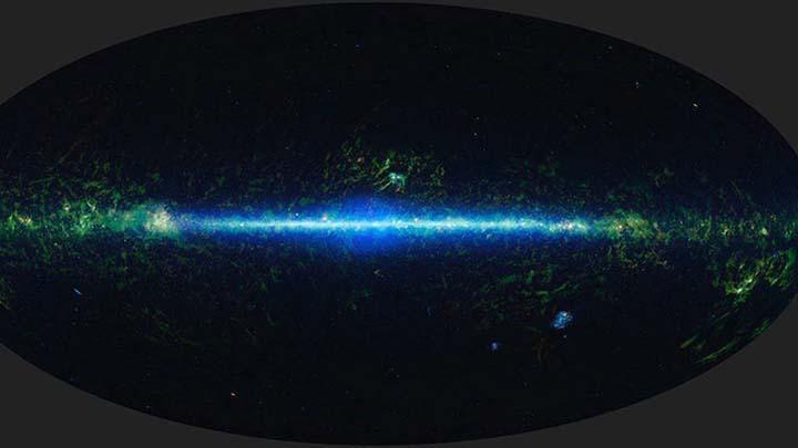 astronomos misterioso objeto - Astrónomos detectan un misterioso objeto atravesando la Vía Láctea