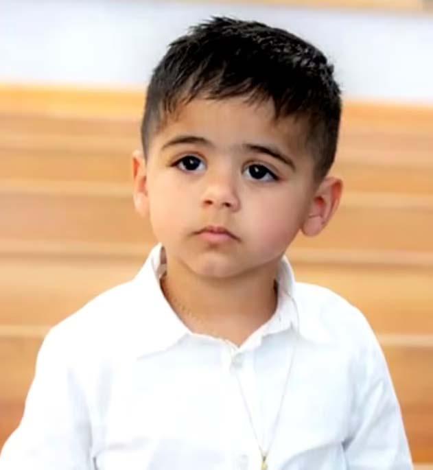 australia angel guarda nino - La iglesia en Australia confirma que un ángel de la guarda salvó a un niño de tres años y hay una imagen que lo demuestra