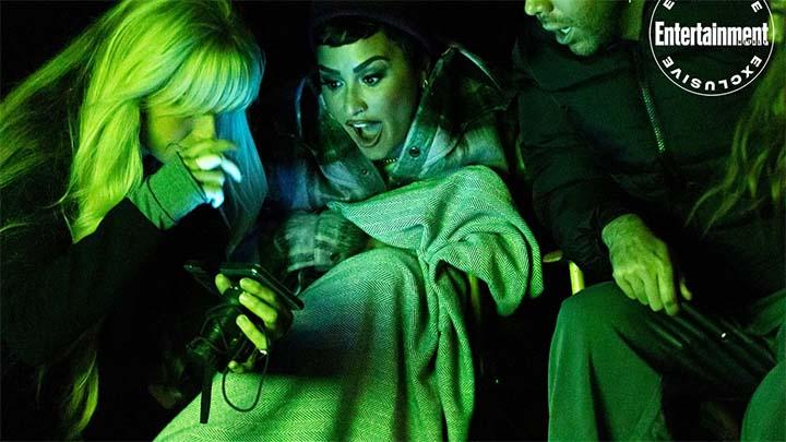 demi lovato demostrar extraterrestres - Demi Lovato quiere demostrar que los extraterrestres están entre nosotros