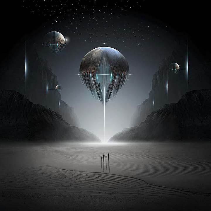 descendiente de extraterrestres - Cómo saber si eres un descendiente de extraterrestres